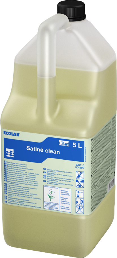 Productafbeelding SATINE CLEAN 2X5L