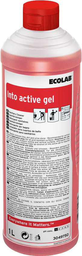 Productafbeelding INTO ACTIVE GEL 12X1L