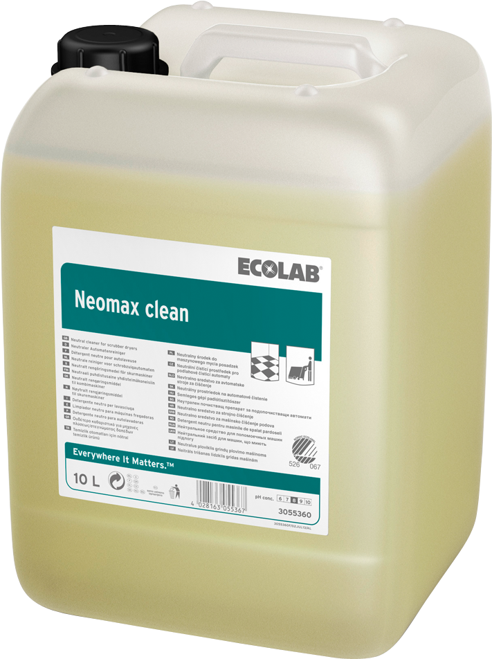 Productafbeelding NEOMAX CLEAN 10L