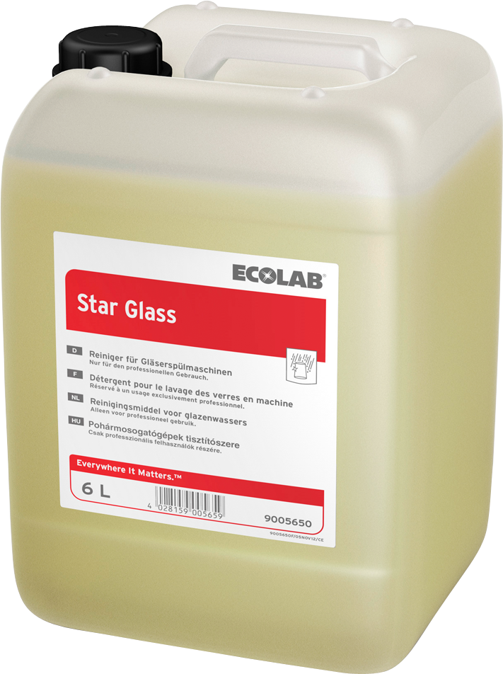 Productafbeelding STAR GLASS 6L