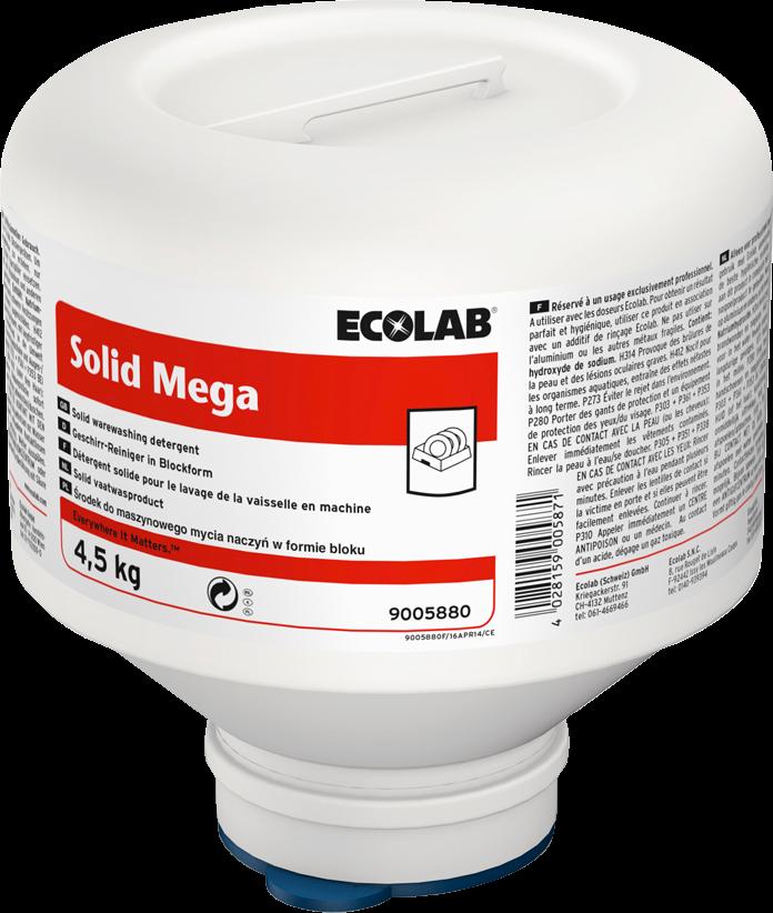 Productafbeelding SOLID MEGA 4X4.5KG