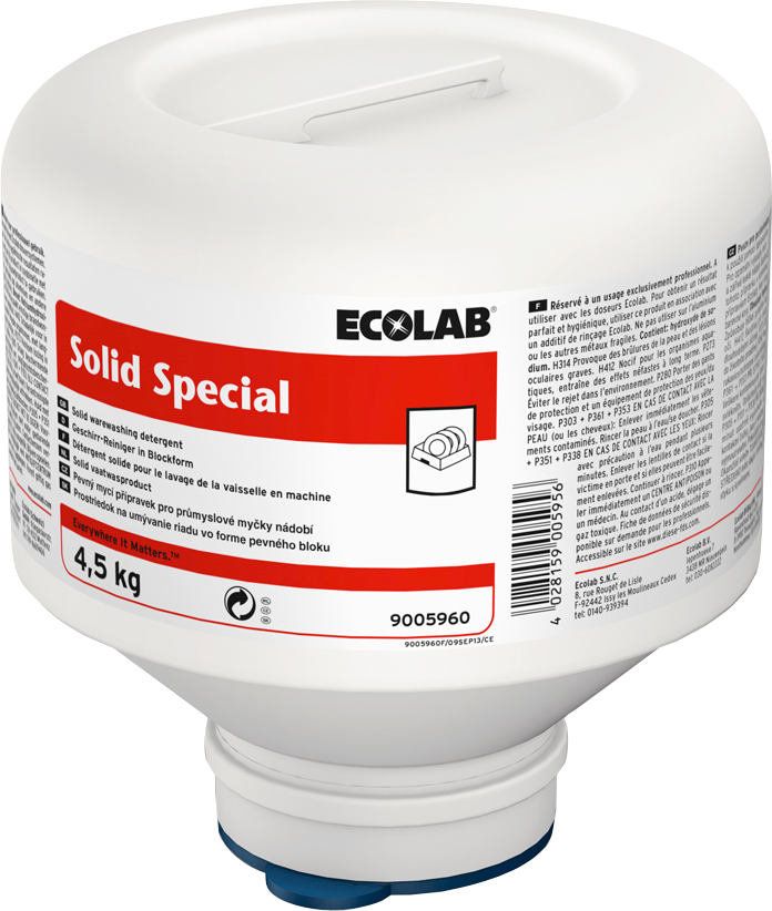 Productafbeelding SOLID SPECIAL 4X4.5KG