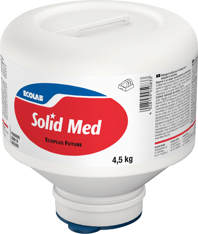 Productafbeelding SOLID MED 4X4.5KG