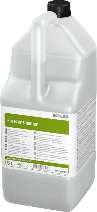 Productafbeelding FREEZER CLEANER 2X5L