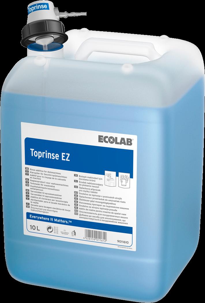 Productafbeelding TOPRINSE EZ 10L