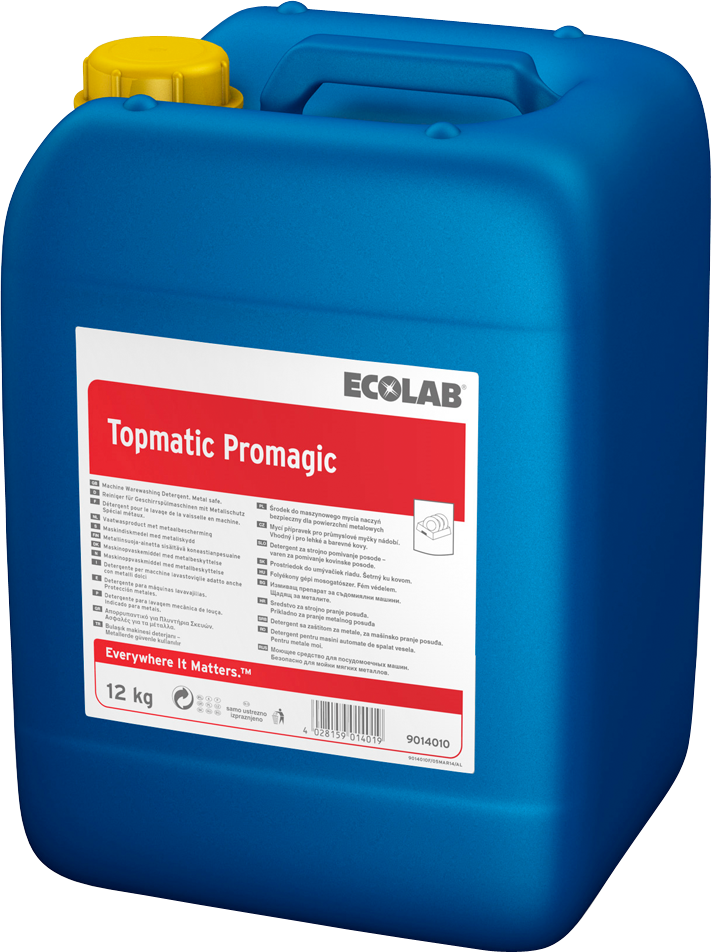 Productafbeelding TOPMATIC PROMAGIC 12KG
