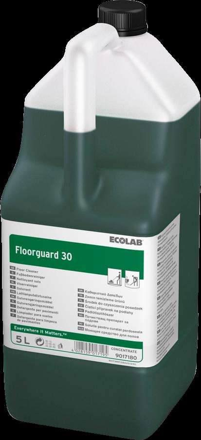 Productafbeelding FLOORGUARD 30 (906223) 2X5L