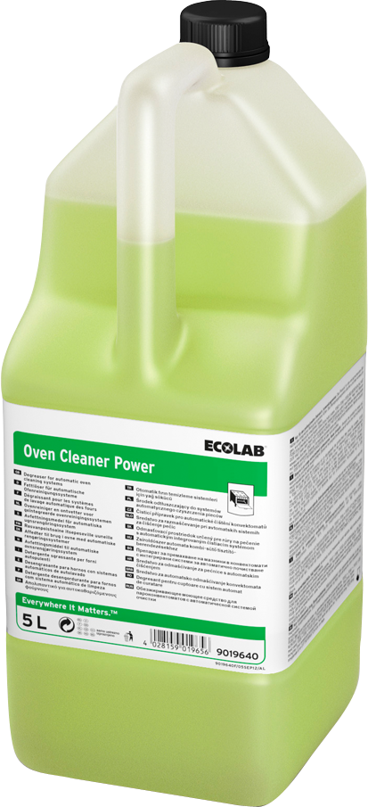 Productafbeelding OVEN CLEANER POWER 4X5L