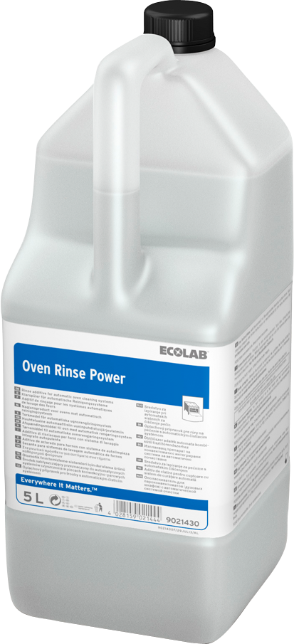 Productafbeelding OVEN RINSE POWER 2X5L