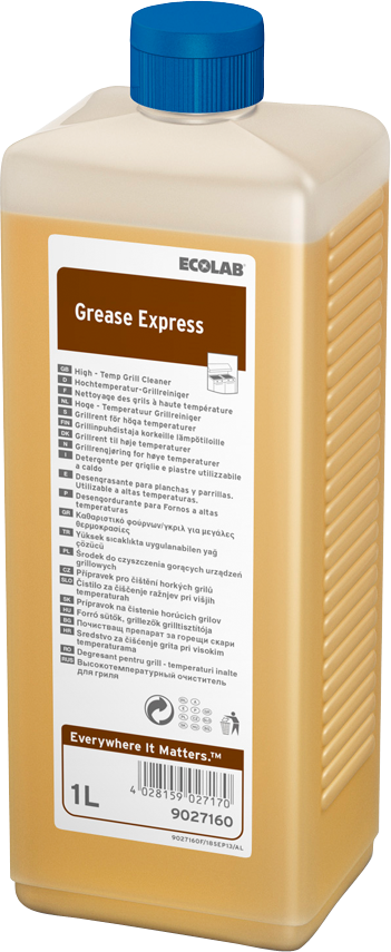 Productafbeelding GREASE EXPRESS 4X1L