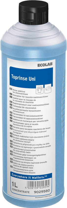 Productafbeelding TOPRINSE UNI 4X1L