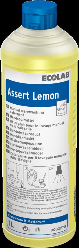 Productafbeelding ASSERT LEMON 6X1L