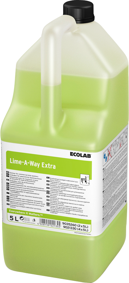 Productafbeelding LIME-A-WAY EXTRA 2X5L
