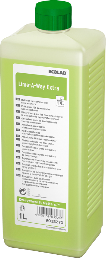Productafbeelding LIME-A-WAY EXTRA 4X1L
