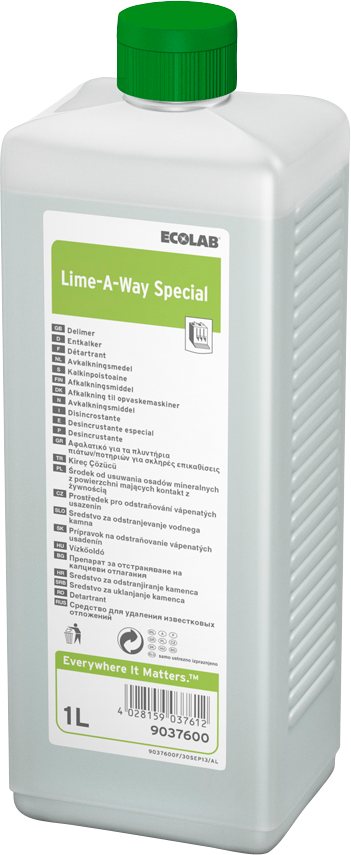 Productafbeelding LIME-A-WAY SPECIAL 4X1L