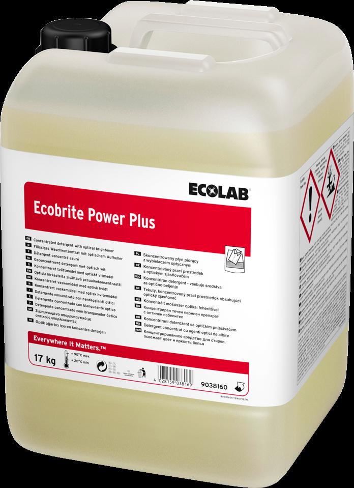 Productafbeelding ECOBRITE POWER PLUS 17KG