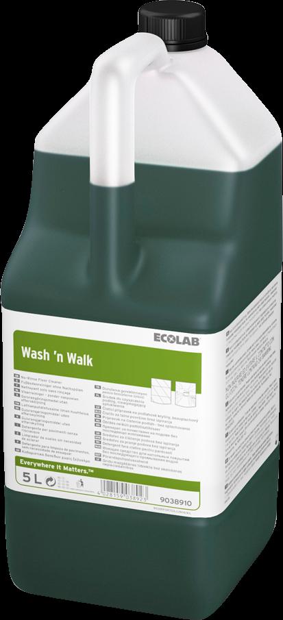 Productafbeelding WASH N WALK 2X5L
