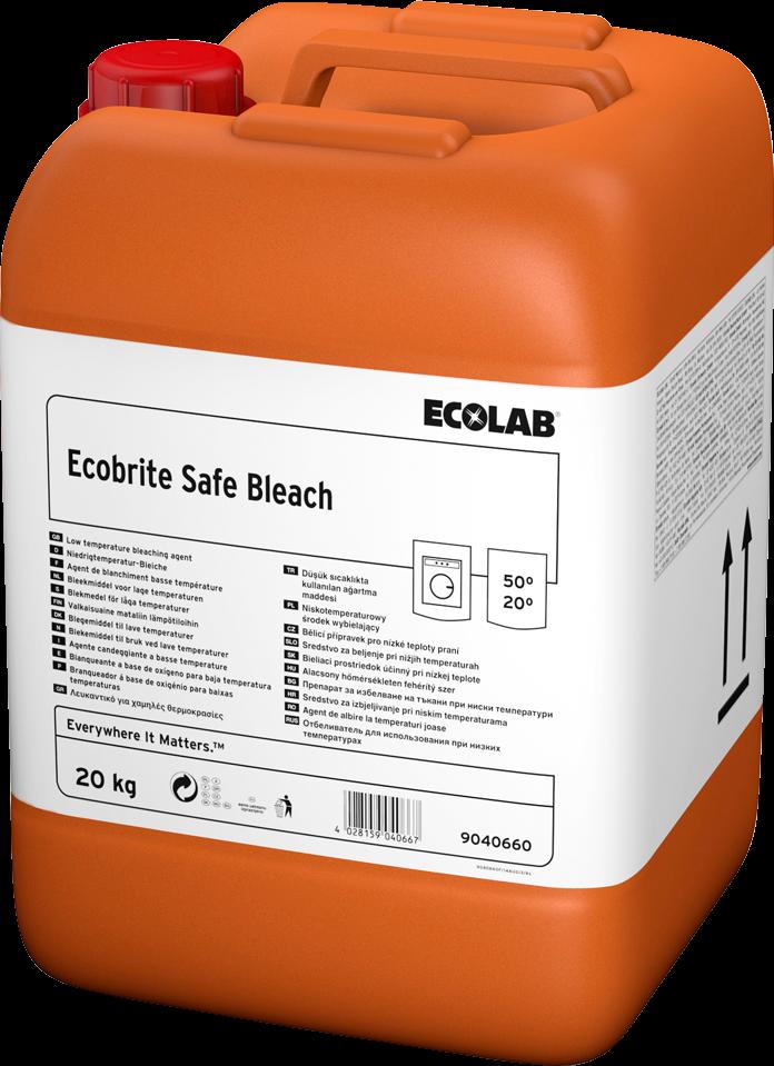 Productafbeelding ECOBRITE SAFE BLEACH 20KG