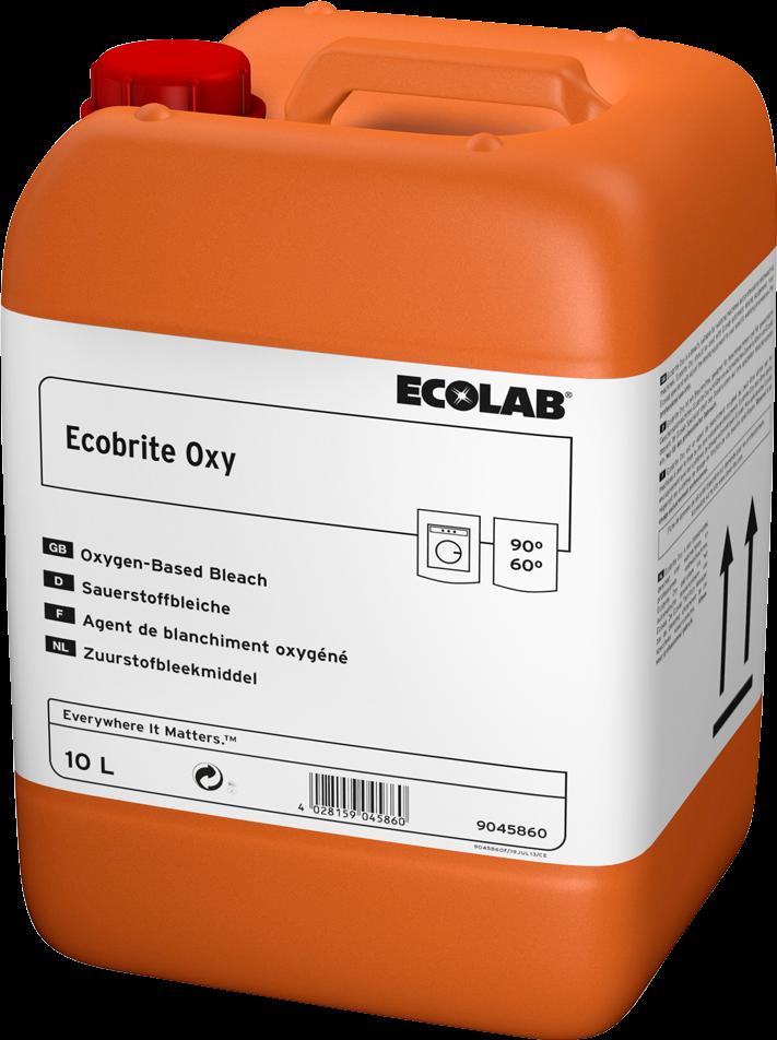 Productafbeelding ECOBRITE OXY 10L