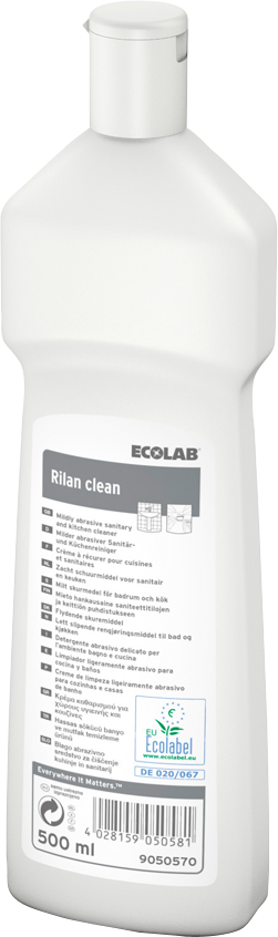 Productafbeelding RILAN CLEAN 6X500ML