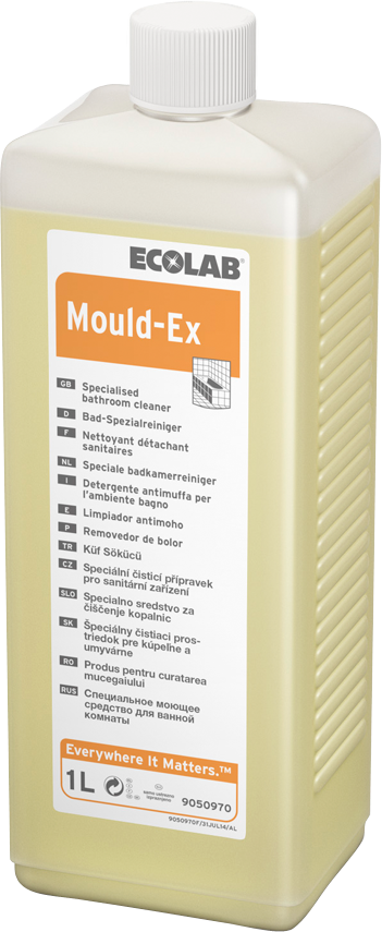 Productafbeelding MOULD-EX 4X1L