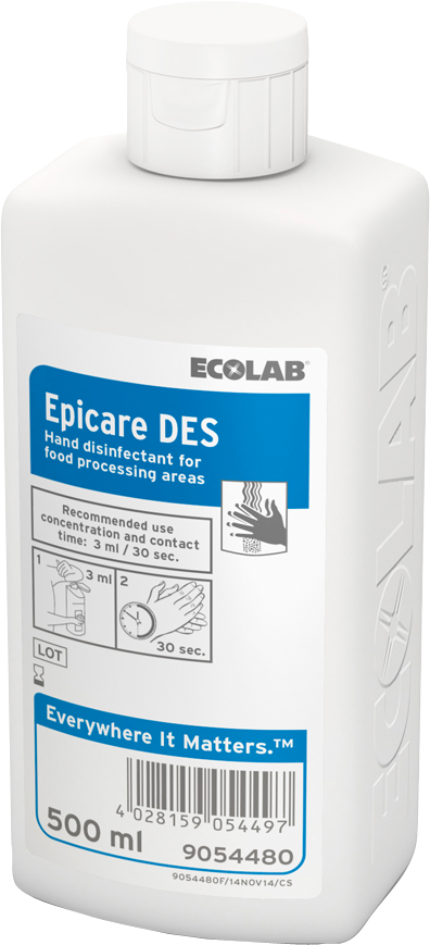 Productafbeelding EPIKARE DES 6X500ML