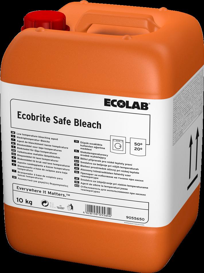 Productafbeelding ECOBRITE SAFE BLEACH 10KG