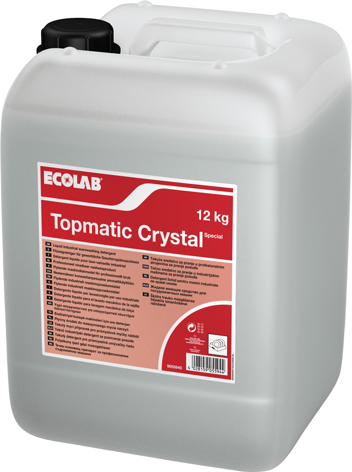 Productafbeelding TOPMATIC CRYSTAL SPECIAL 12KG