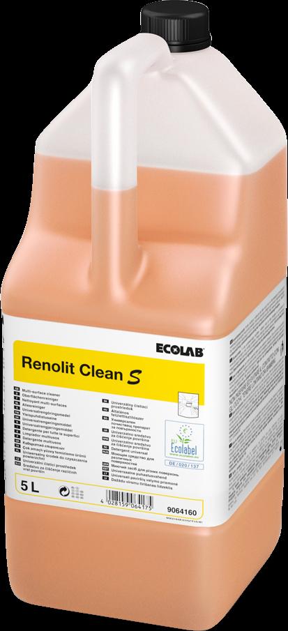 Productafbeelding RENOLIT CLEAN S 2X5L