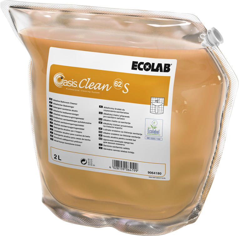 Productafbeelding OASIS CLEAN 62 S 2X2L