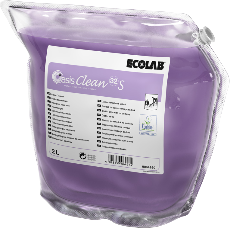 Productafbeelding OASIS CLEAN 32 S 2X2L