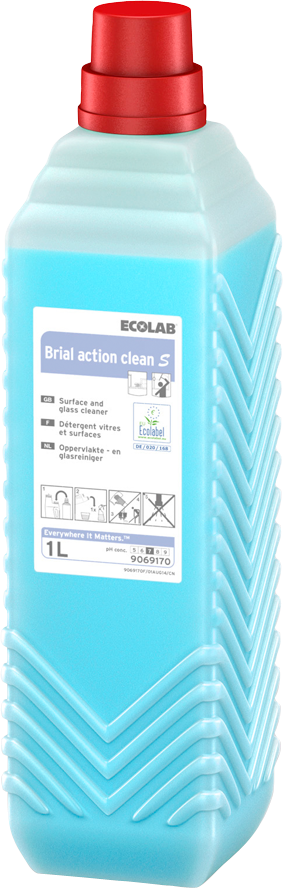 Productafbeelding BRIAL ACTION CLEAN S 6X1L