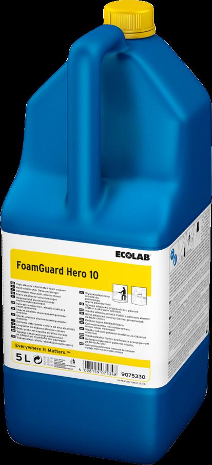 Productafbeelding FOAMGUARD HERO 10 2X5L