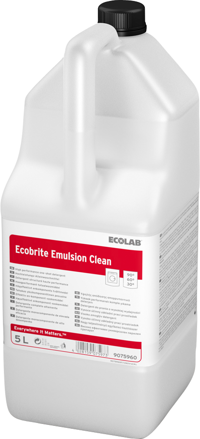 Productafbeelding ECOBRITE EMULSION CLEAN 2X5L