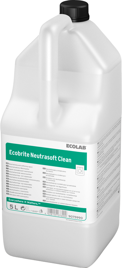 Productafbeelding ECOBRITE NEUTRASOFT CLEAN 2X5L