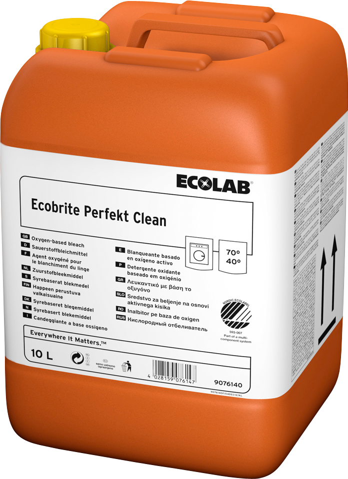 Productafbeelding ECOBRITE PERFEKT CLEAN 10L