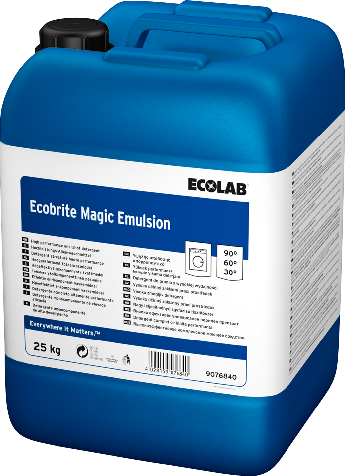 Productafbeelding ECOBRITE MAGIC EMULSION 25KG