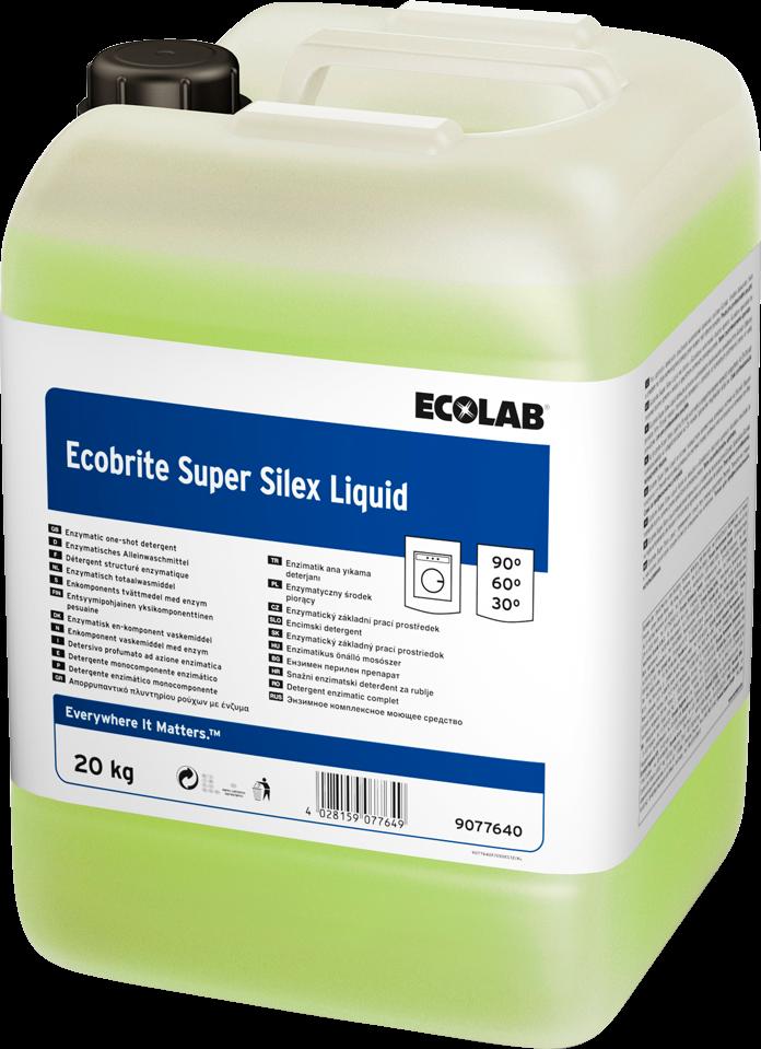 Productafbeelding ECOBRITE SUPER SILEX LIQUID 20KG