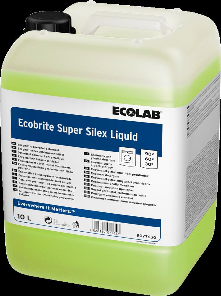 Productafbeelding ECOBRITE SUPER SILEX LIQUID 10L