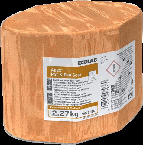 Productafbeelding APEX POT & PAN SOAK 3 X 2,27 KG