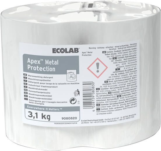 Productafbeelding APEX METAL PROTECTION 4X3.1KG
