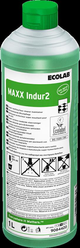 Productafbeelding MAXX INDUR2 12X1L