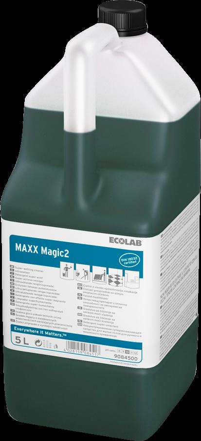 Productafbeelding MAXX MAGIC2 2X5L