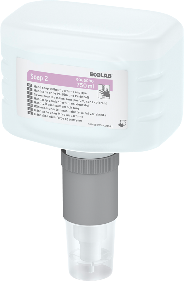 Productafbeelding SOAP 2 6X750ML