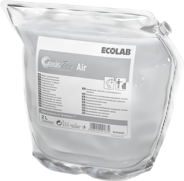 Productafbeelding OASIS PRO AIR 2X2L