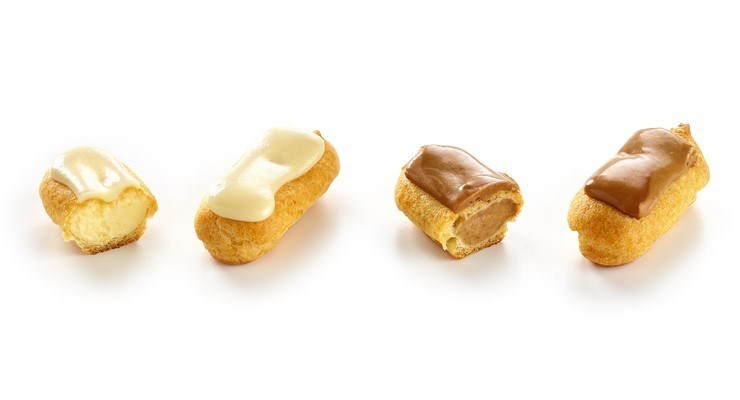Productafbeelding MINI ÉCLAIR COFFEE CREAM MIX