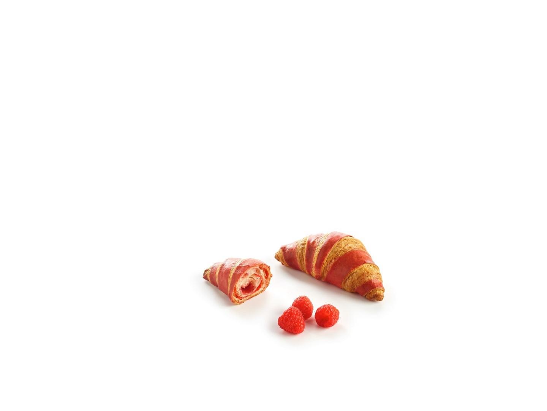 Productafbeelding MINI CROISSANT DOUBLE COLOUR CHOCO