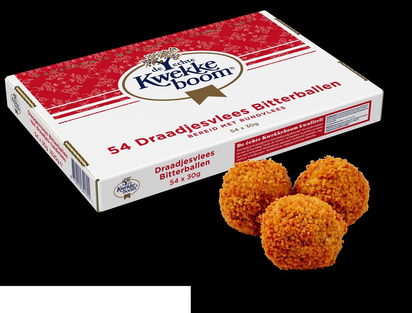 Productafbeelding 34170 Draadjesvlees Bitterballen 1620g