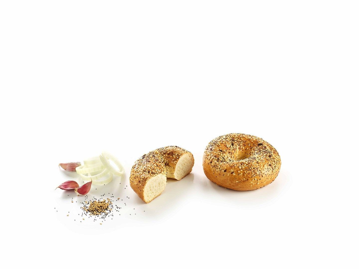 Productafbeelding BAGEL EVERYTHING