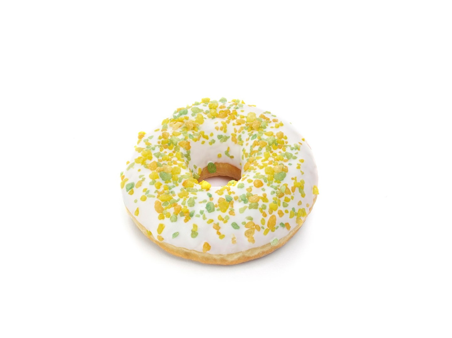 Productafbeelding Donut popping candy wit TS